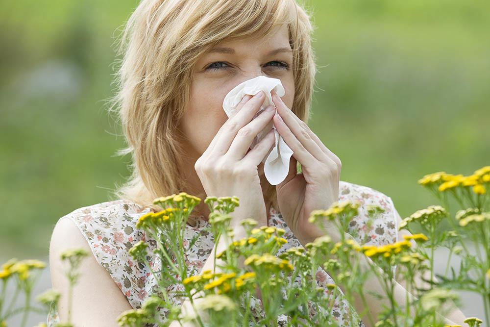 Asma e Allergia al Polline - Medicina del Respiro