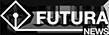 Futura News - Logo Bianco