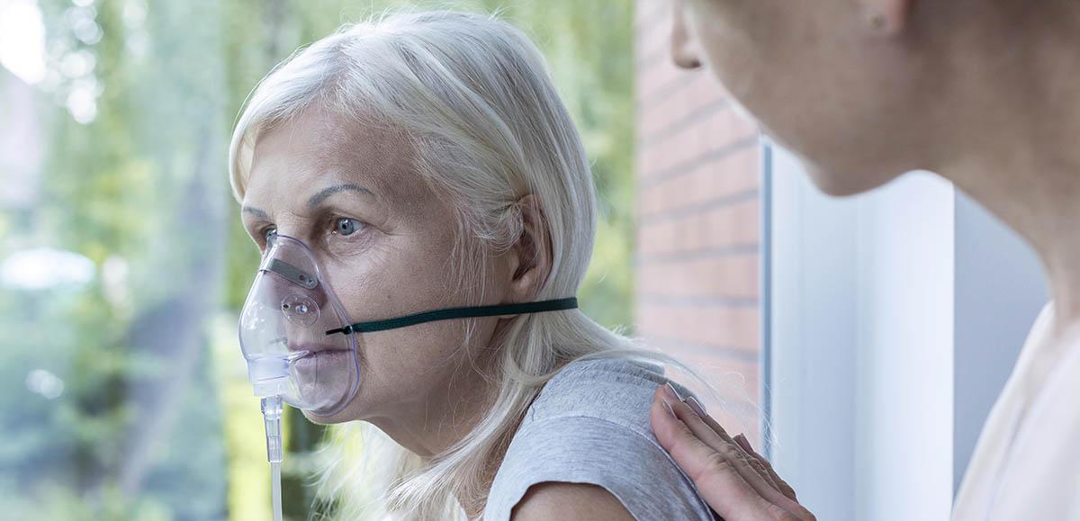 Ossigenoterapia domiciliare video